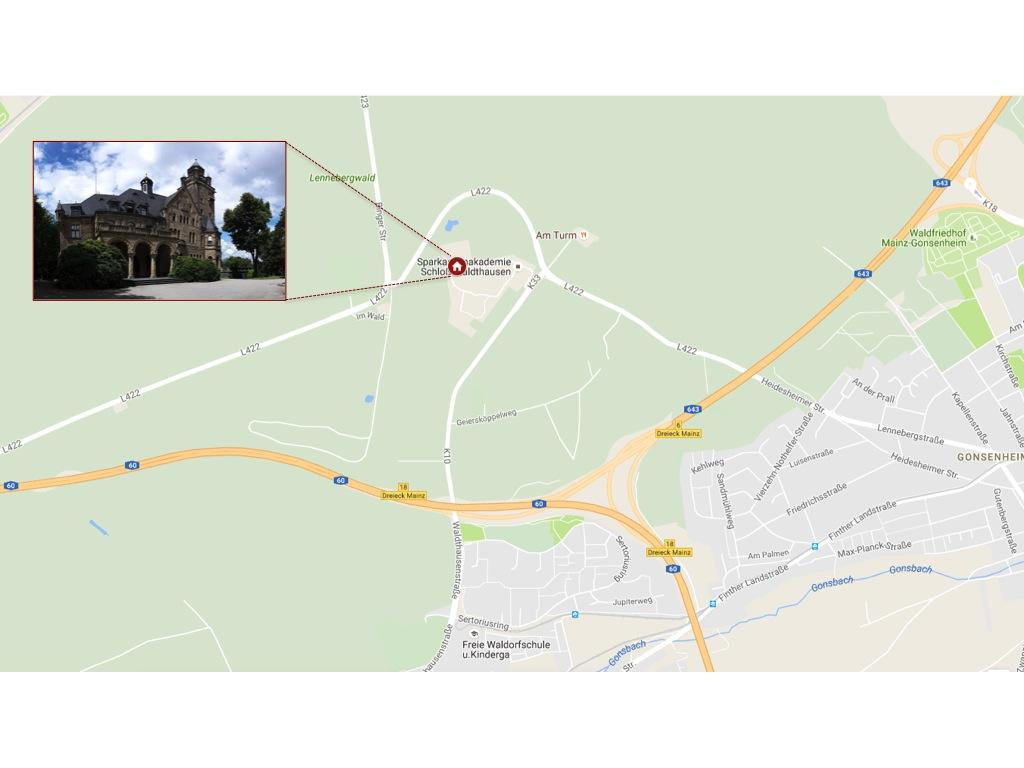 google-maps-schloss-waldthausen